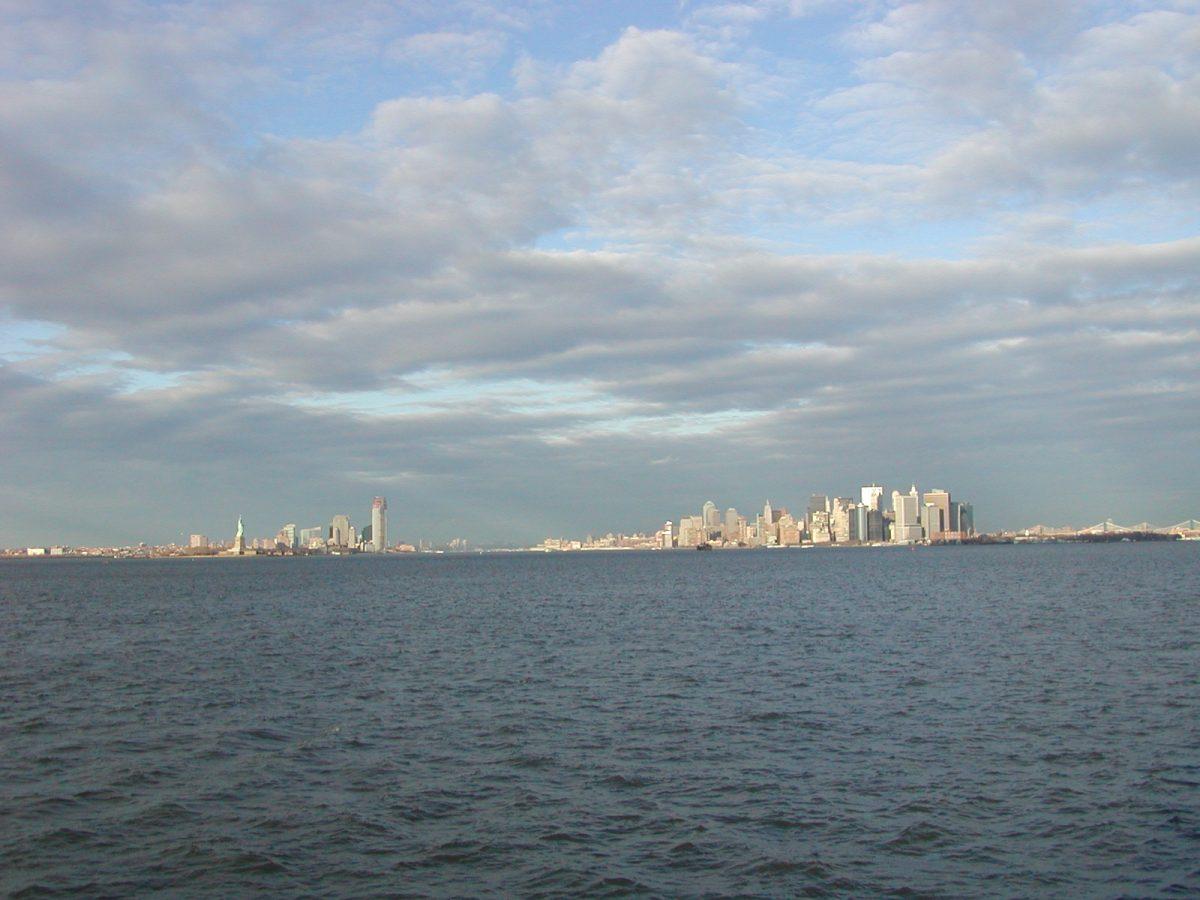 Staten Island Ferry - 2003-01-09-143702