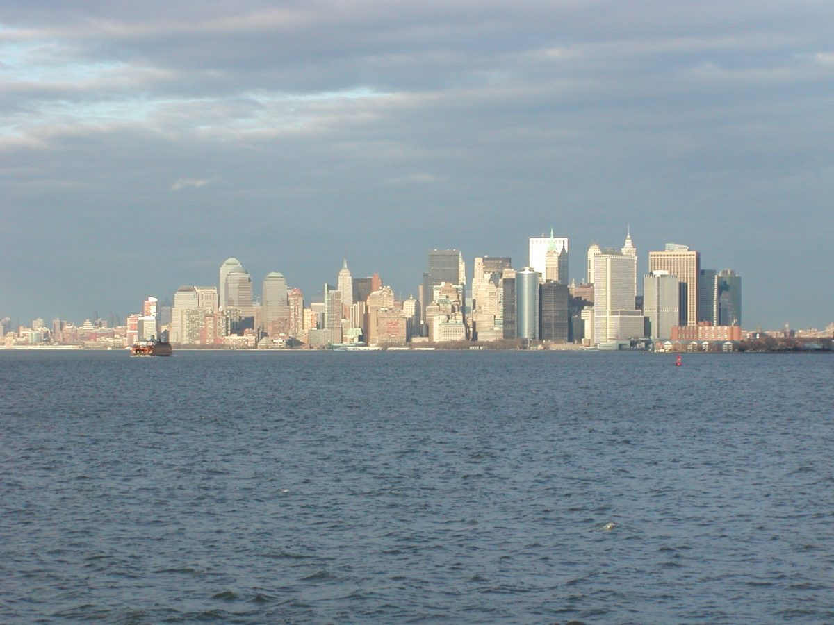 Staten Island Ferry - 2003-01-09-143732
