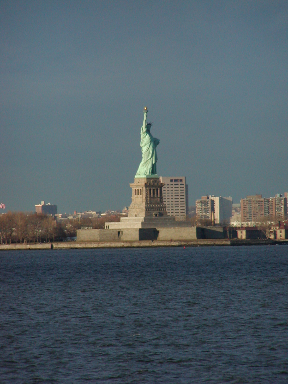 Staten Island Ferry - 2003-01-09-143803