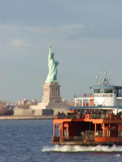 Staten Island Ferry - 2003-01-09-143917