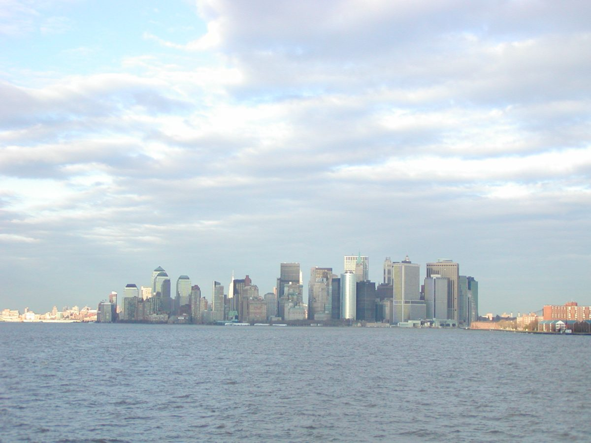 Staten Island Ferry - 2003-01-09-144147