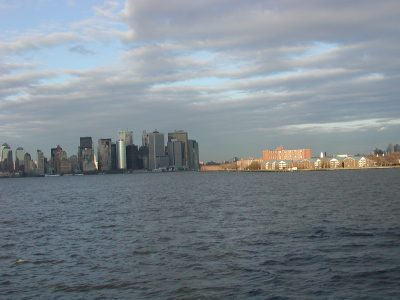 Staten Island Ferry - 2003-01-09-144243
