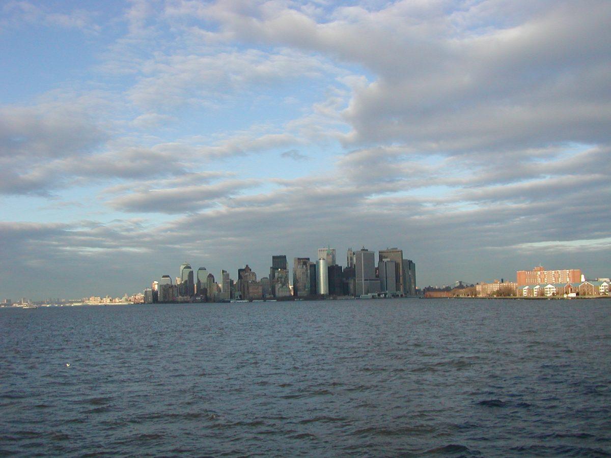 Staten Island Ferry - 2003-01-09-144257