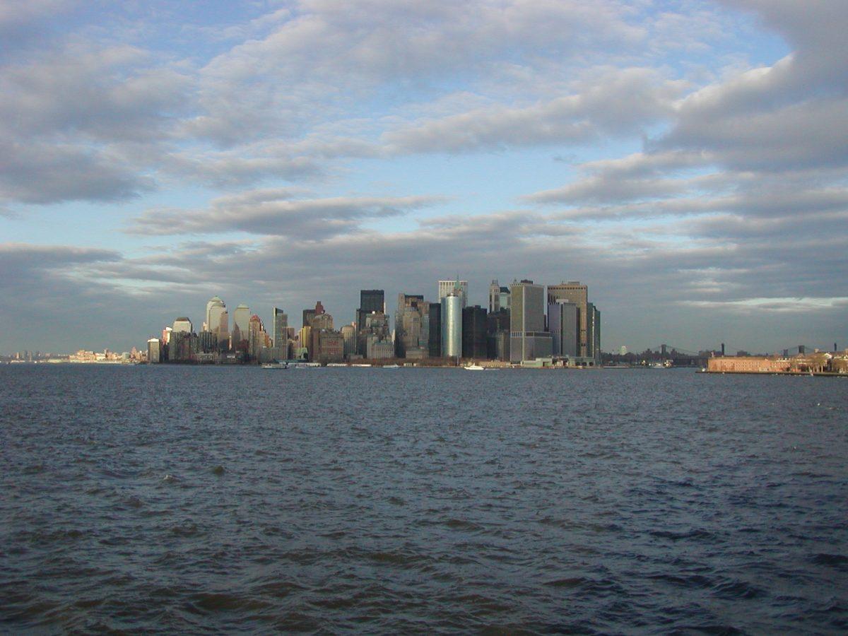 Staten Island Ferry - 2003-01-09-144420