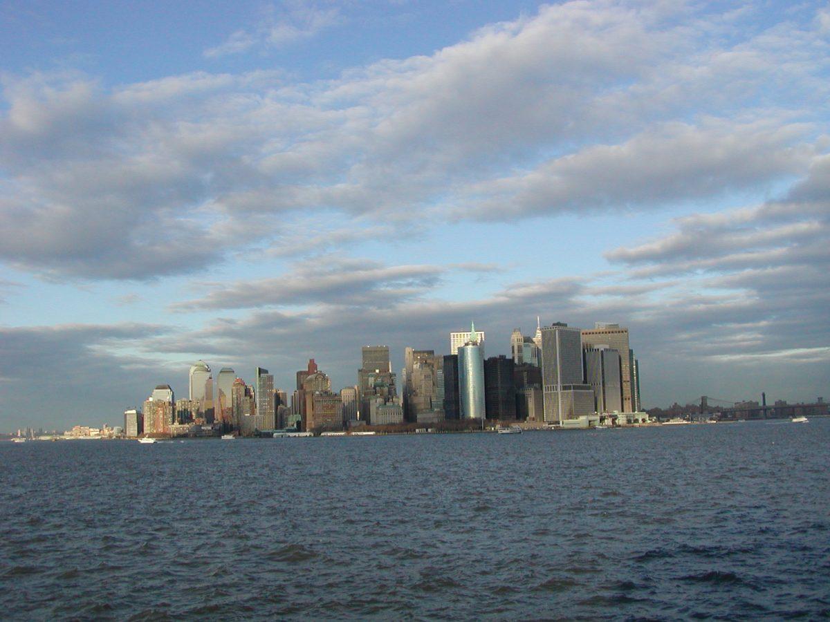 Staten Island Ferry - 2003-01-09-144519