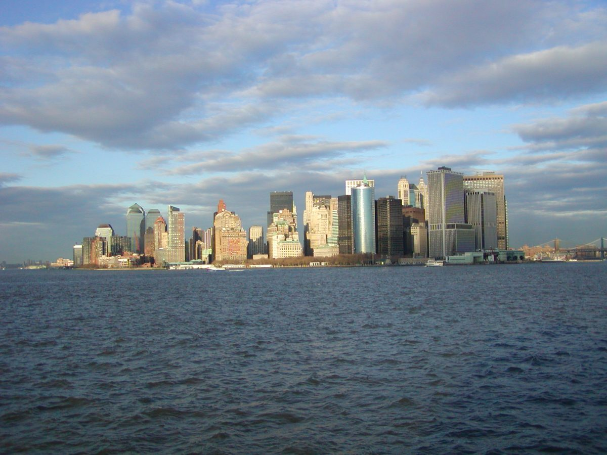 Staten Island Ferry - 2003-01-09-144608