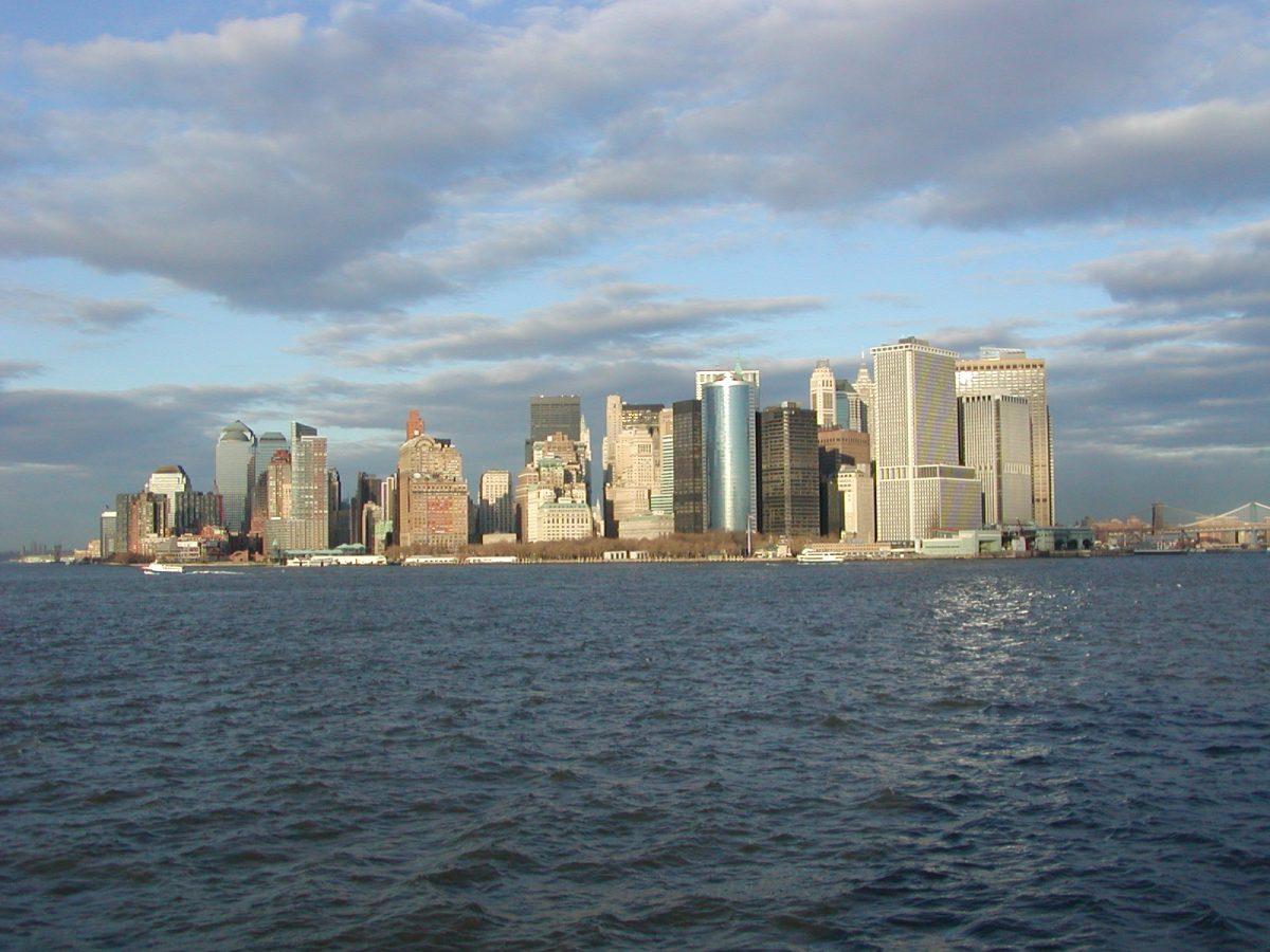 Staten Island Ferry - 2003-01-09-144623
