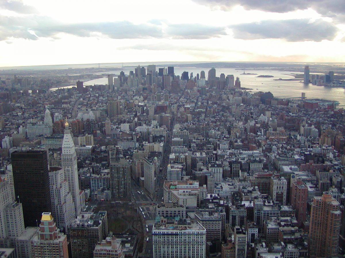 Empire State Building - 2003-01-10-145506
