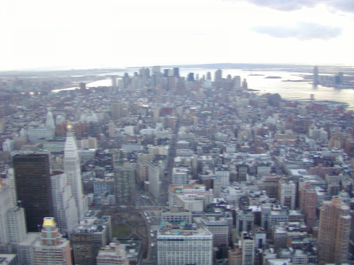 Empire State Building - 2003-01-10-145507