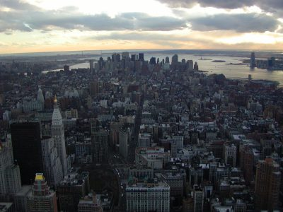 Empire State Building - 2003-01-10-145508