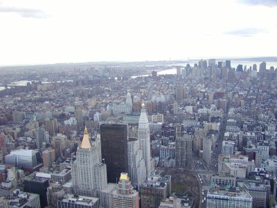 Empire State Building - 2003-01-10-145537