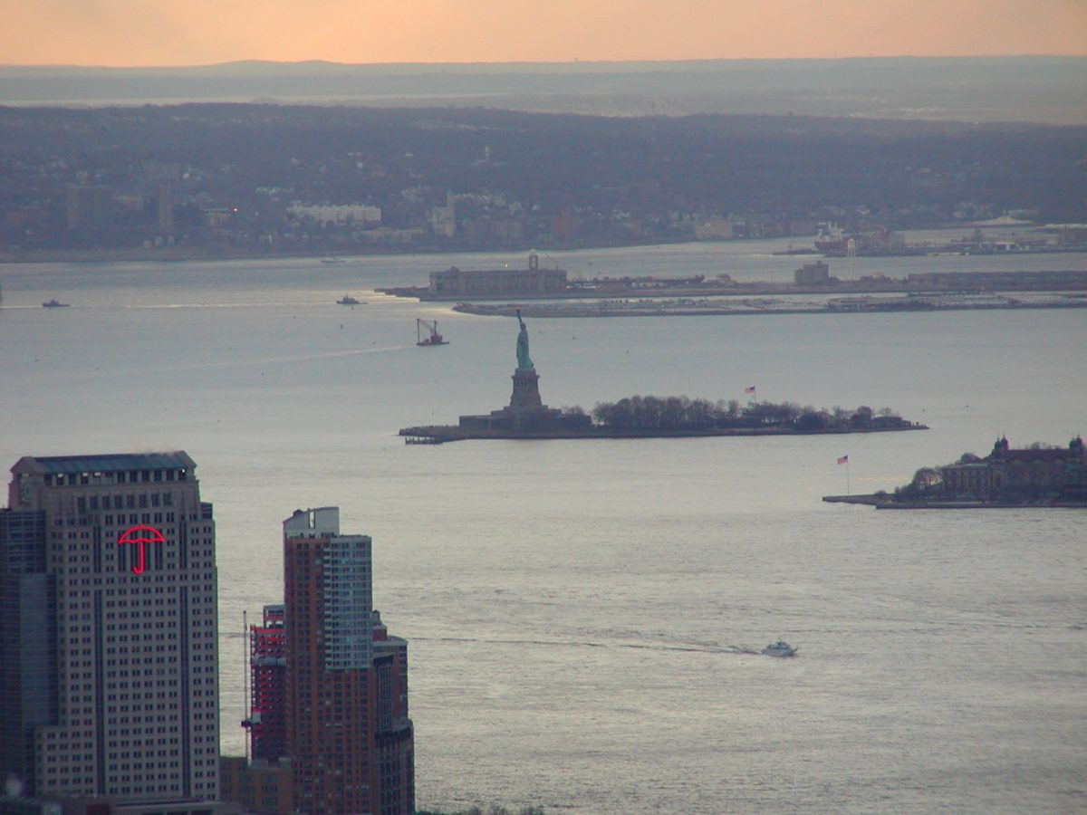 Empire State Building - 2003-01-10-145713