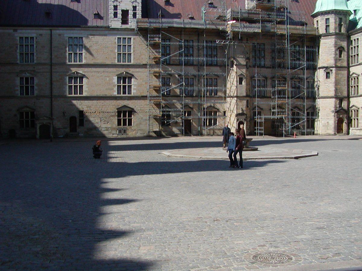 Kronborg Slot - 2003-04-21-123431