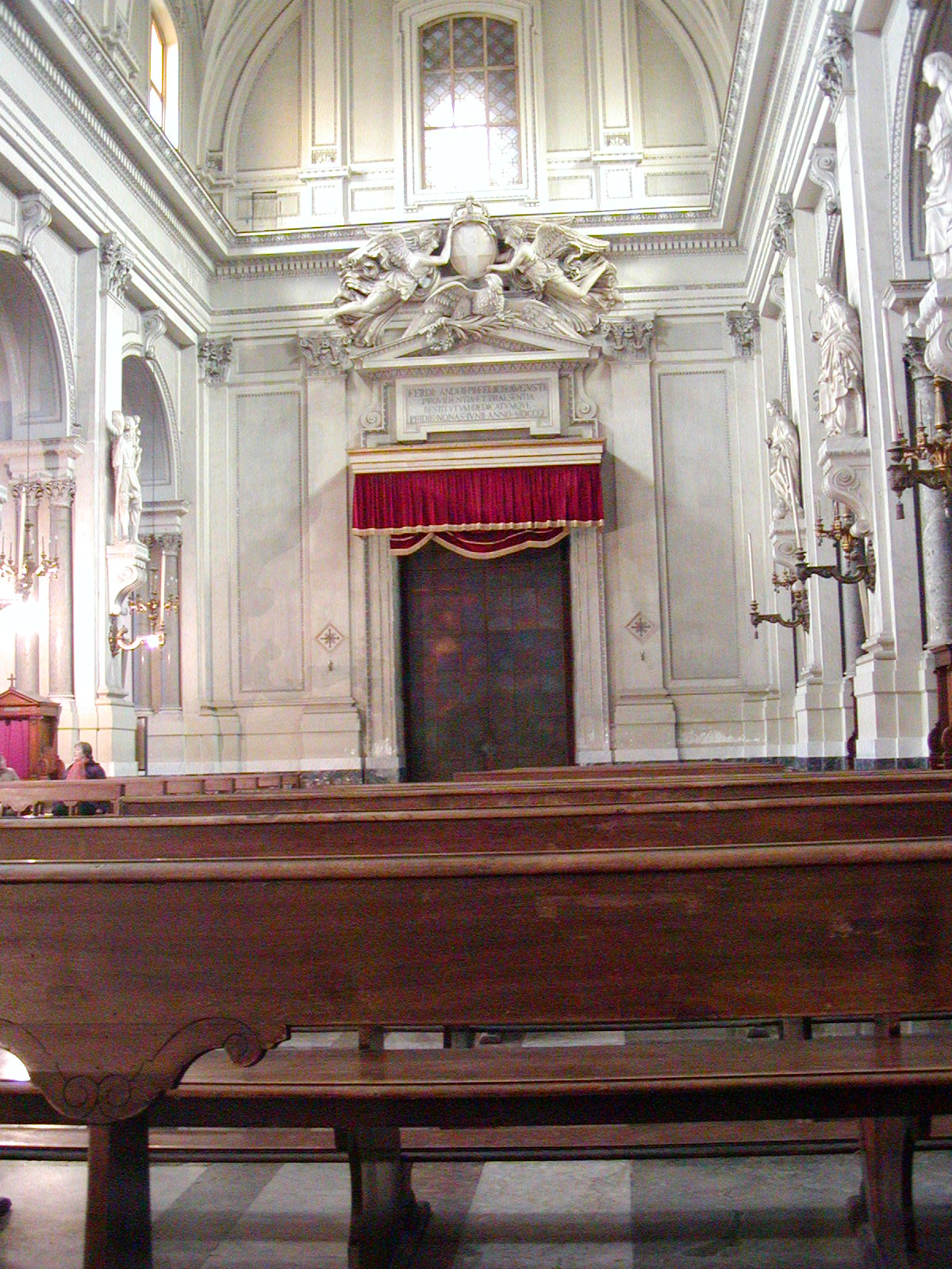 Cathedral of Palermo - 2003-12-24-141015