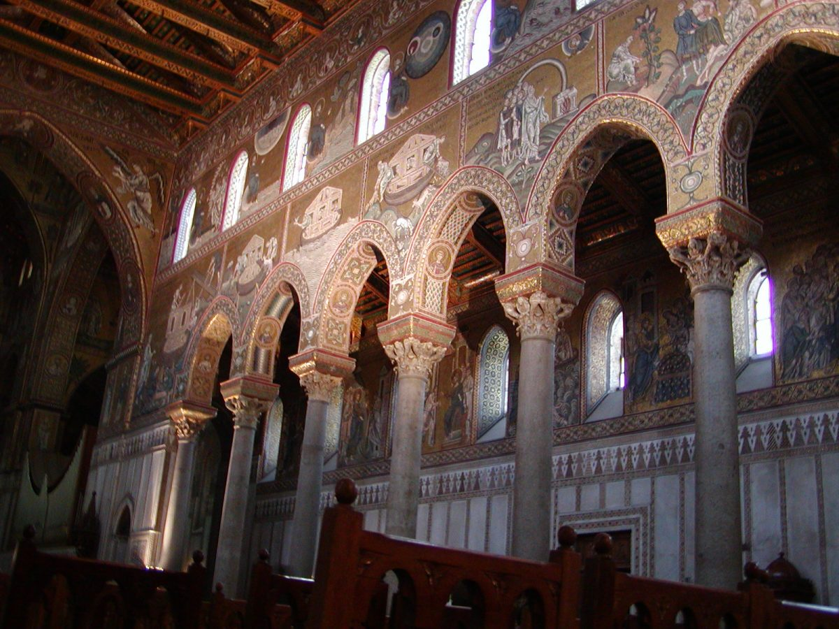 Cathedral of Monreale - 2004-01-03-111644