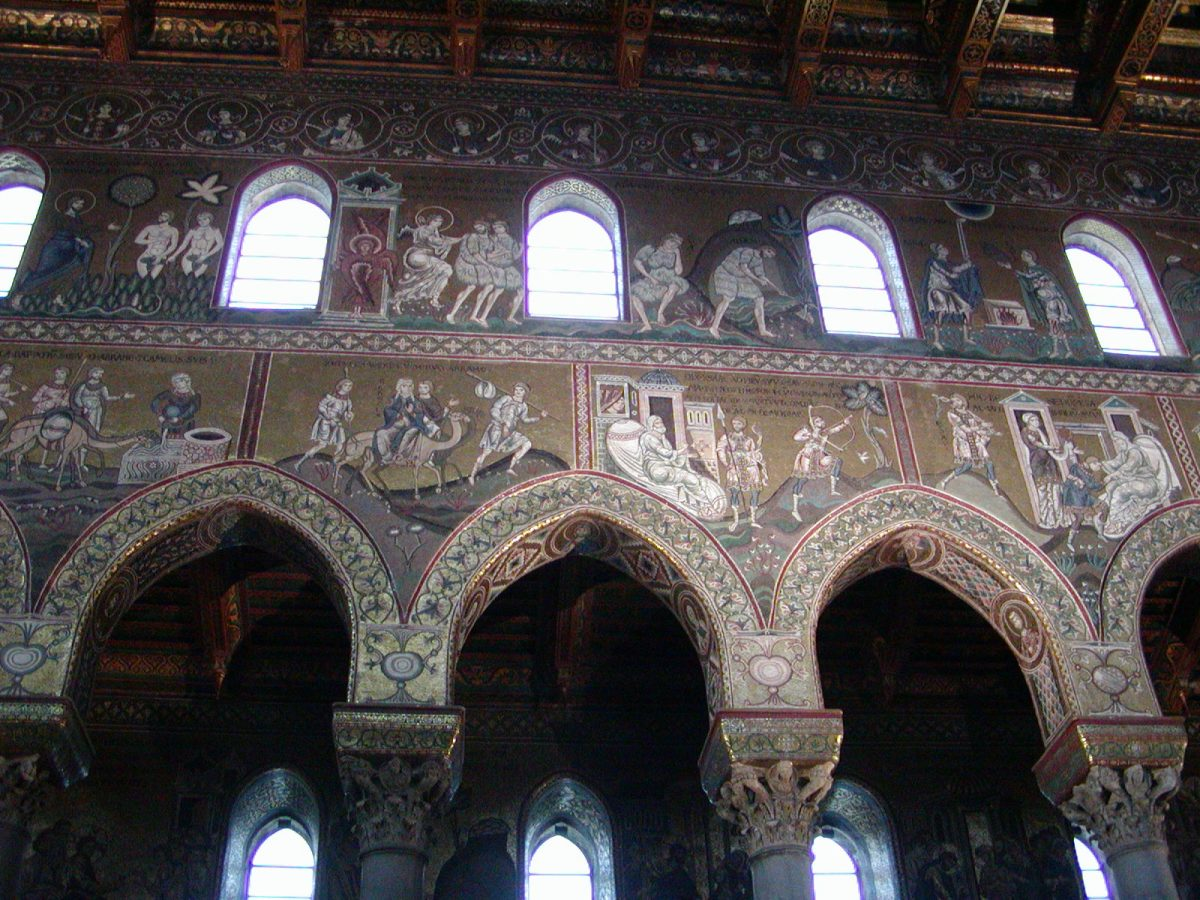 Cathedral of Monreale - 2004-01-03-112046