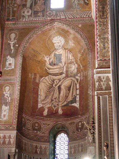 Cathedral of Monreale - 2004-01-03-113043