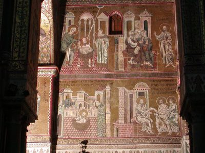 Cathedral of Monreale - 2004-01-03-113236