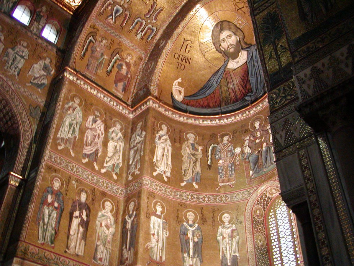 Cathedral of Monreale - 2004-01-03-113355