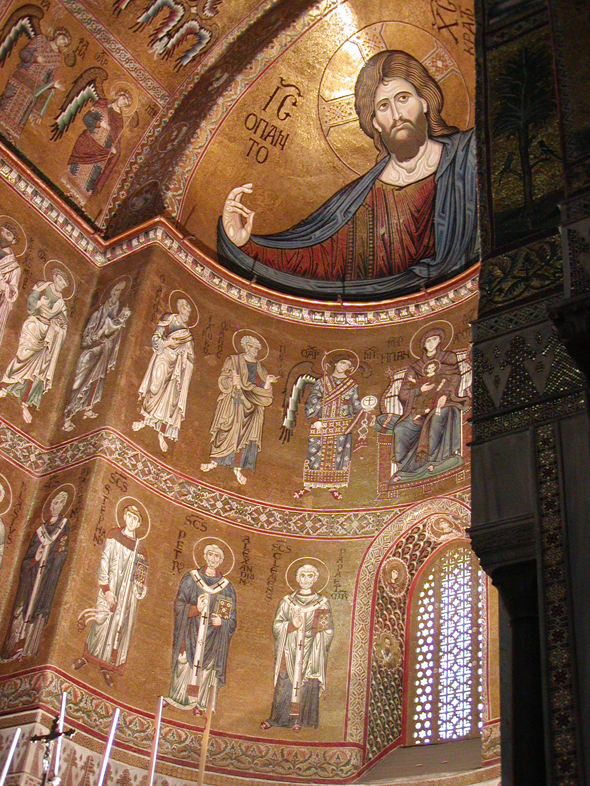 Cathedral of Monreale - 2004-01-03-113427