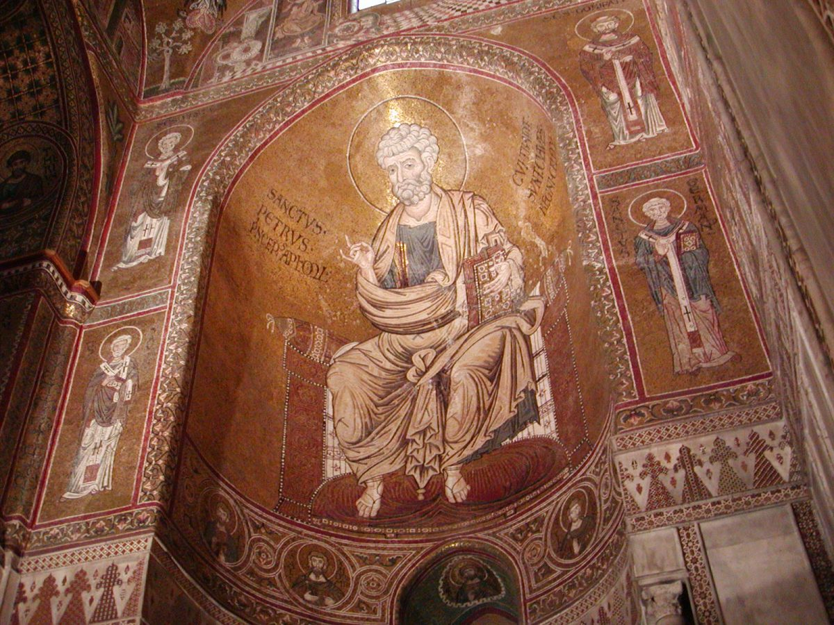 Cathedral of Monreale - 2004-01-03-113642