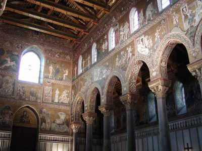 Cathedral of Monreale - 2004-01-03-114026