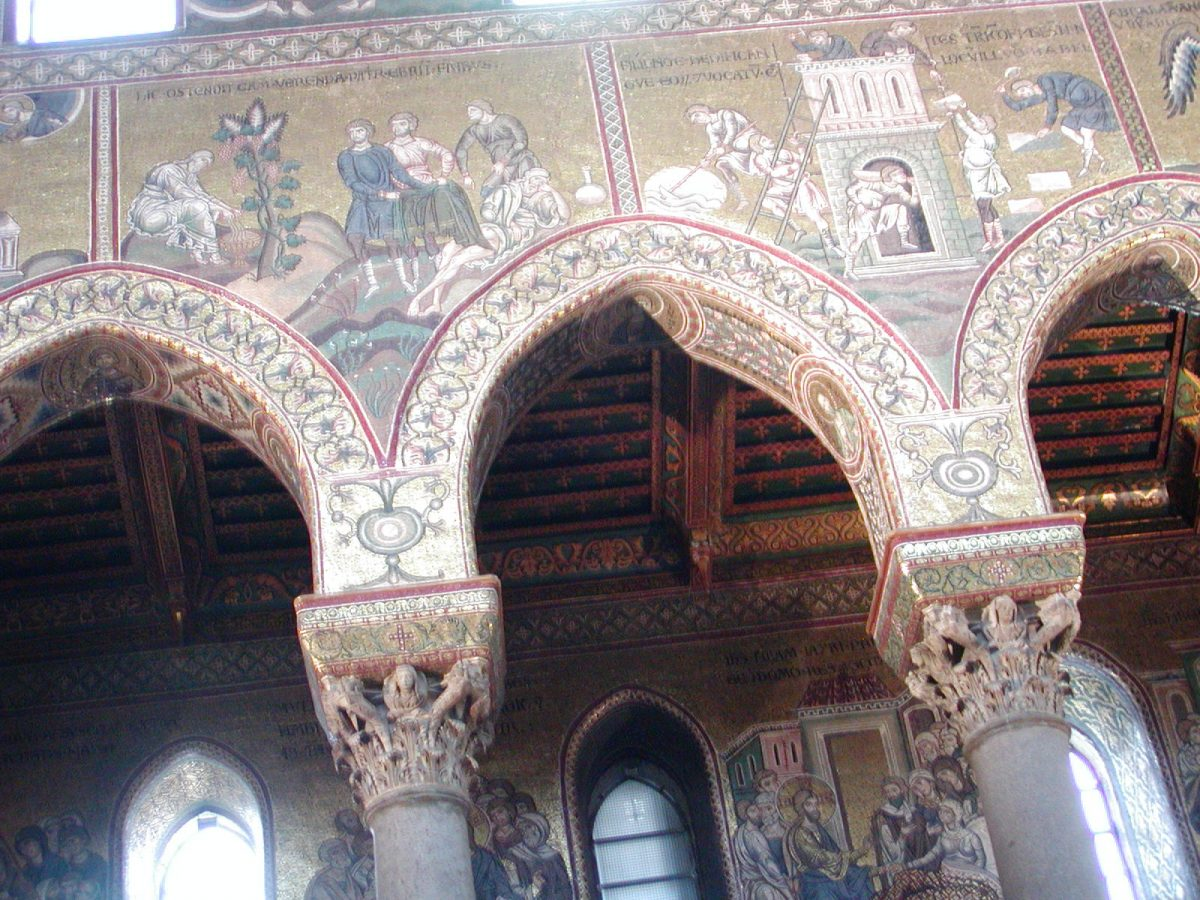 Cathedral of Monreale - 2004-01-03-114910