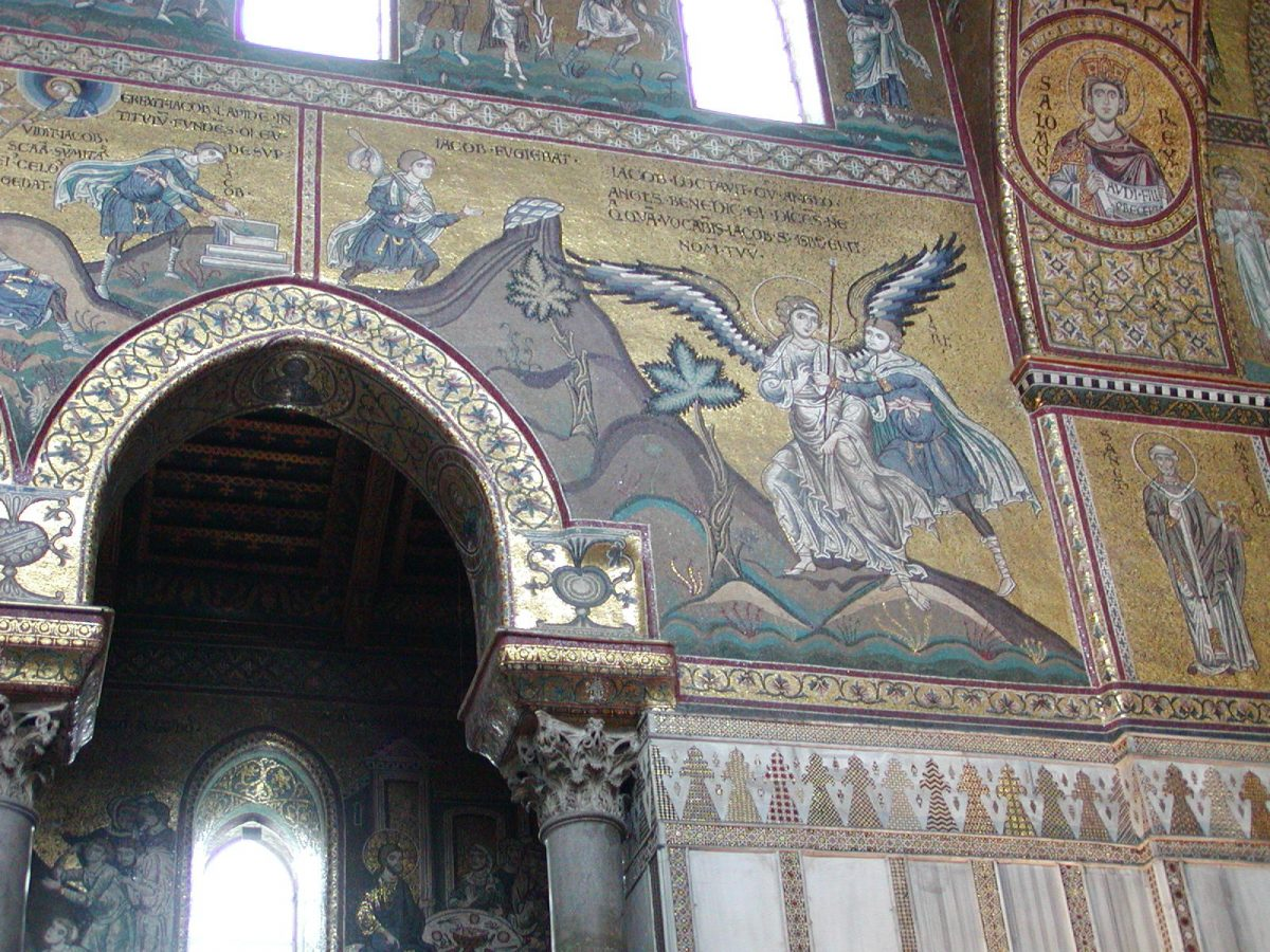 Cathedral of Monreale - 2004-01-03-115817
