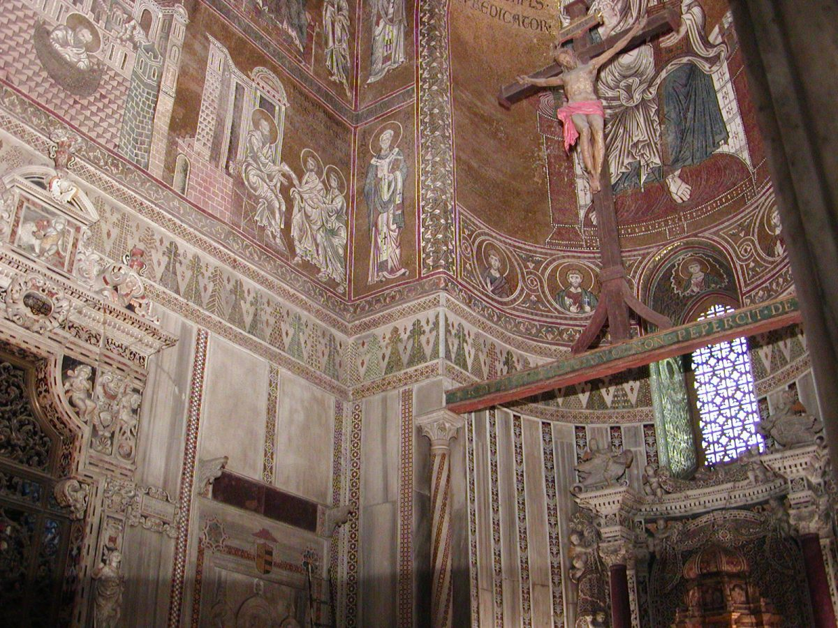 Cathedral of Monreale - 2004-01-03-121952