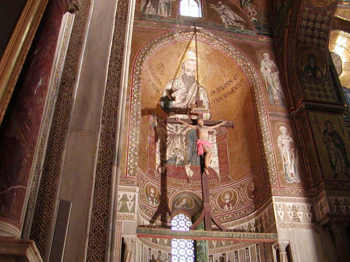 Cathedral of Monreale - 2004-01-03-122101