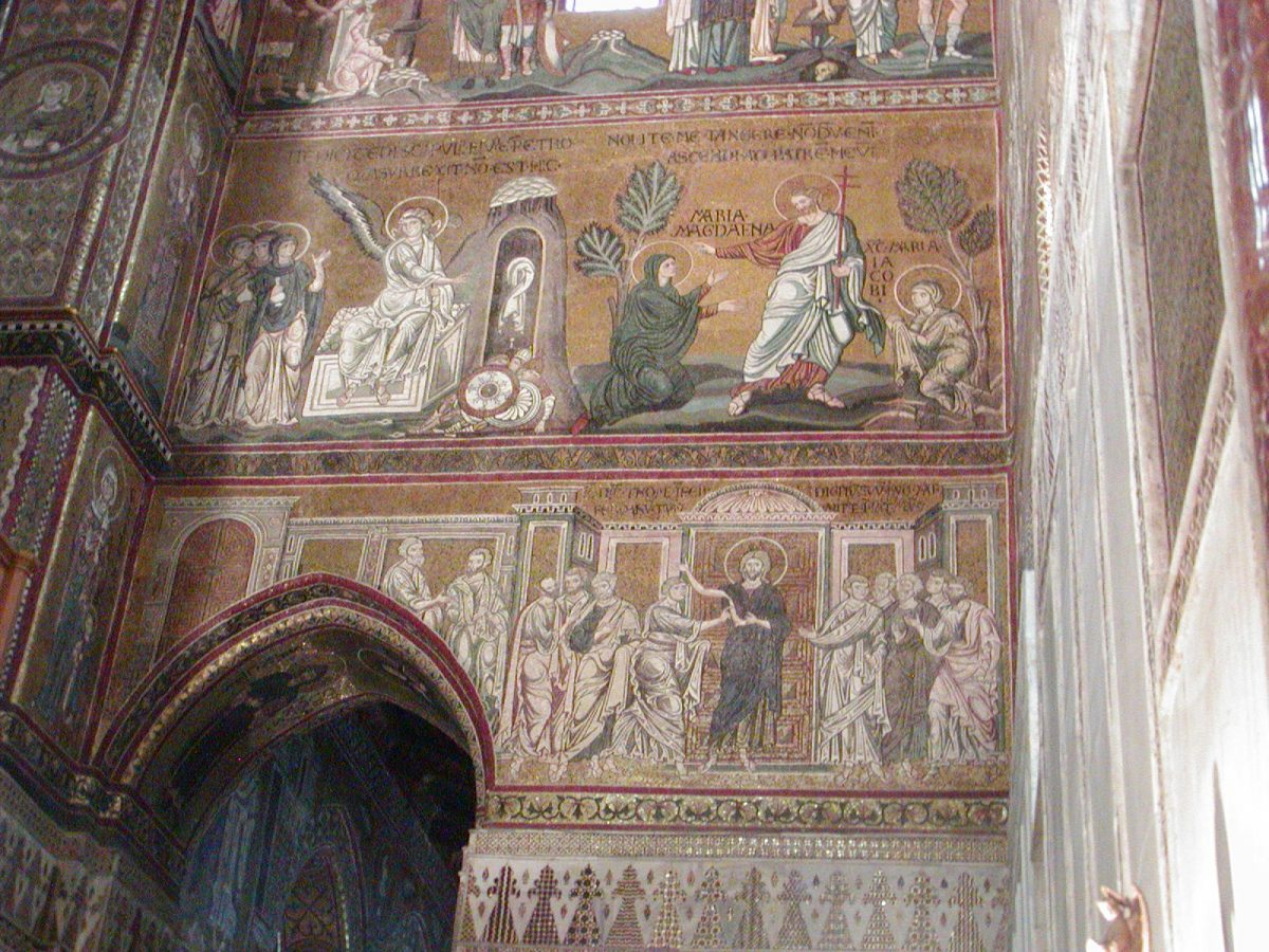 Cathedral of Monreale - 2004-01-03-122302