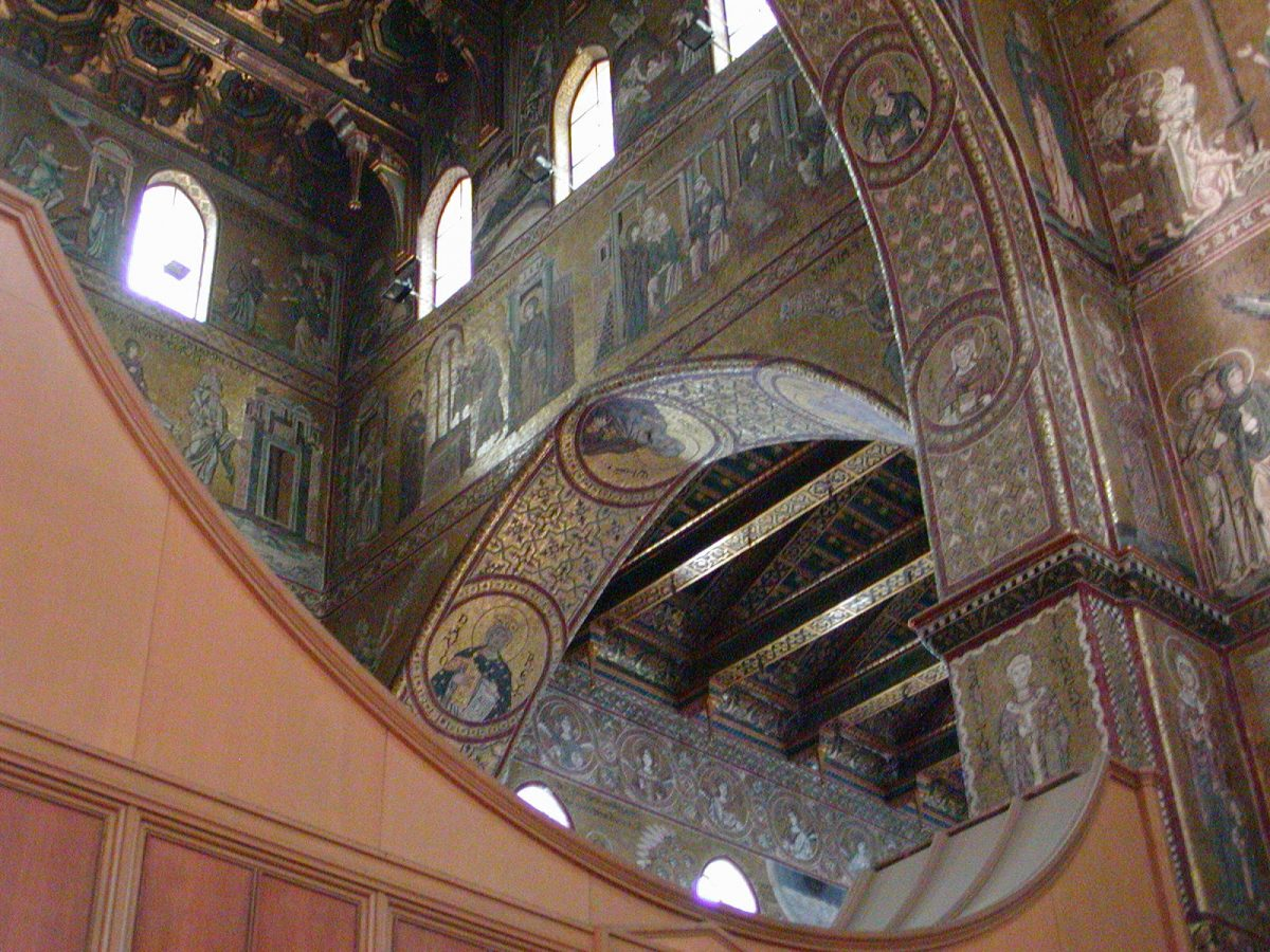 Cathedral of Monreale - 2004-01-03-122316