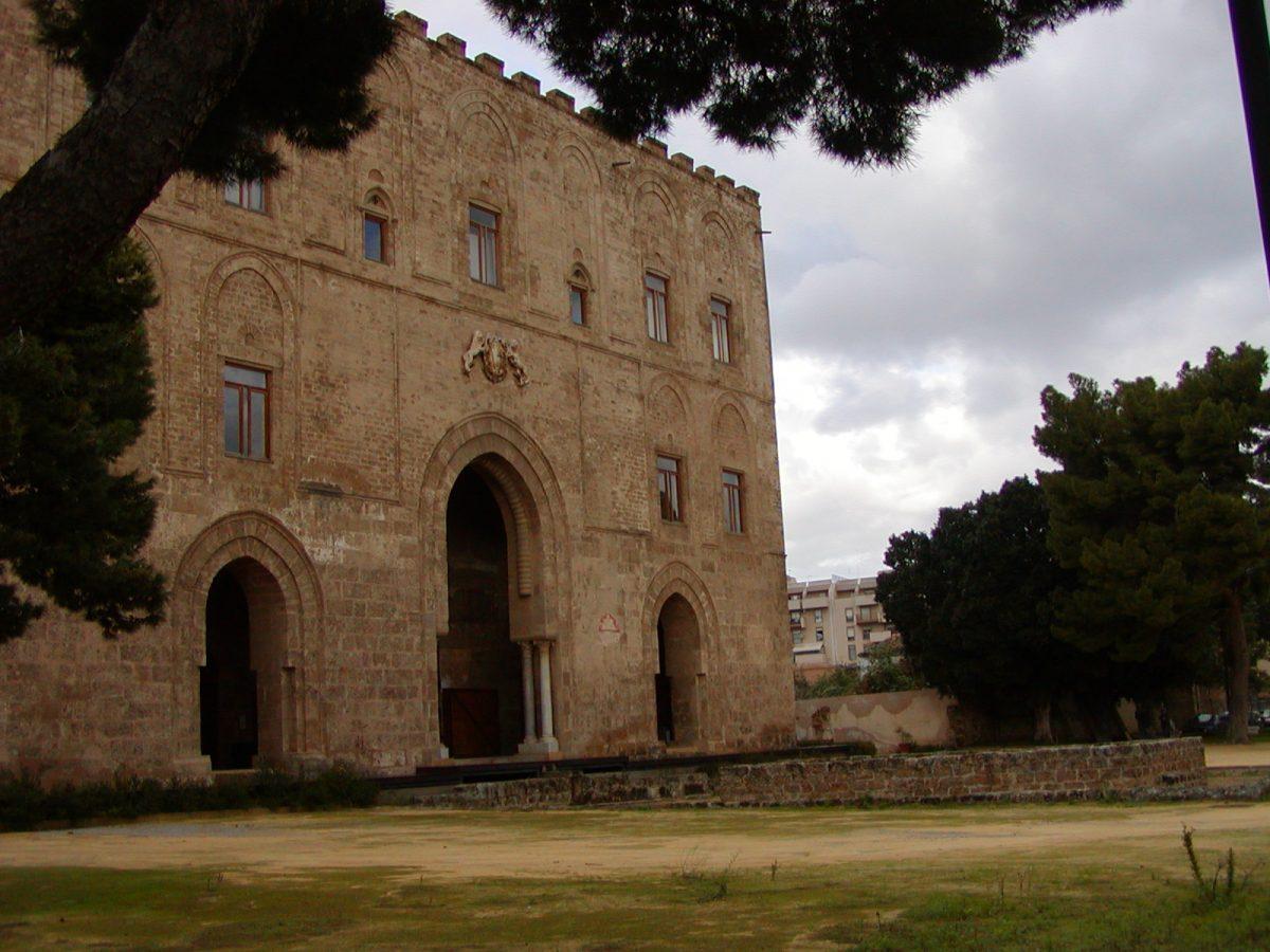Palermo - the Zisa