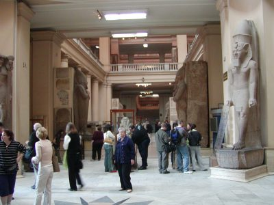 The Egyptian Museum - 2004-01-19-083707