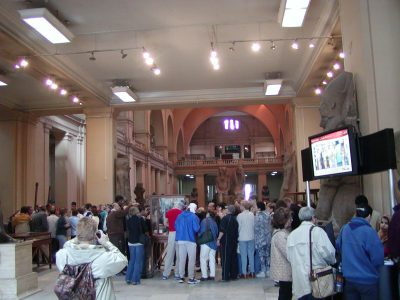The Egyptian Museum - 2004-01-19-083733