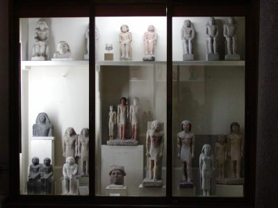 The Egyptian Museum - 2004-01-19-085735