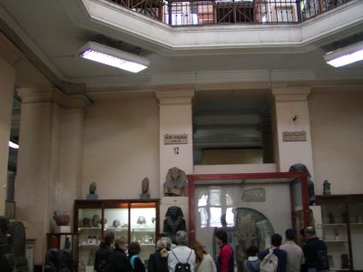 The Egyptian Museum - 2004-01-19-091107