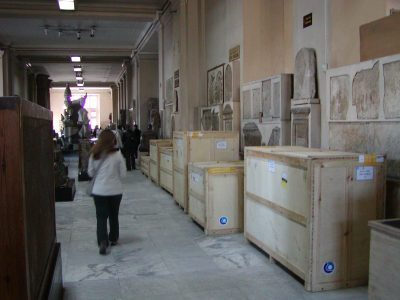 The Egyptian Museum - 2004-01-19-091528