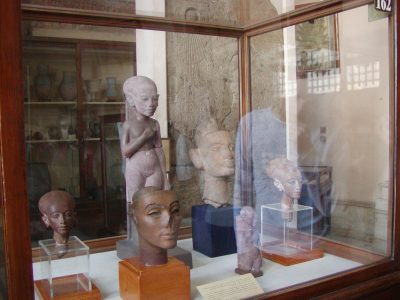 The Egyptian Museum - 2004-01-19-093226