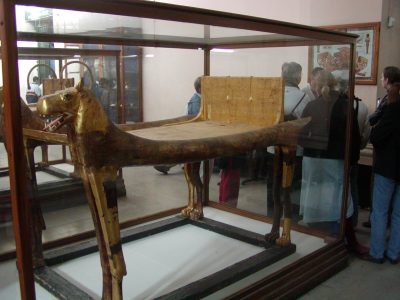 The Egyptian Museum - 2004-01-19-093747
