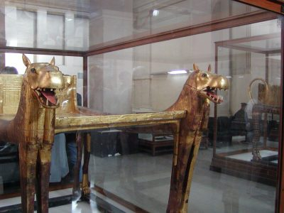 The Egyptian Museum - 2004-01-19-093820