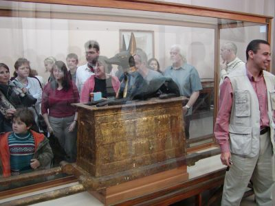 The Egyptian Museum - 2004-01-19-094122