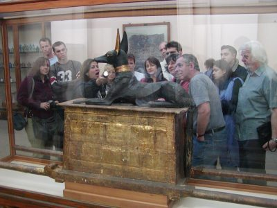 The Egyptian Museum - 2004-01-19-094225