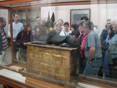 The Egyptian Museum - 2004-01-19-094230
