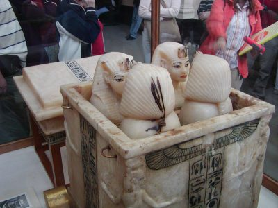 The Egyptian Museum - 2004-01-19-094256
