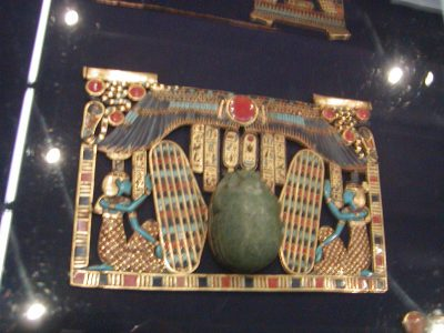 The Egyptian Museum - 2004-01-19-095217