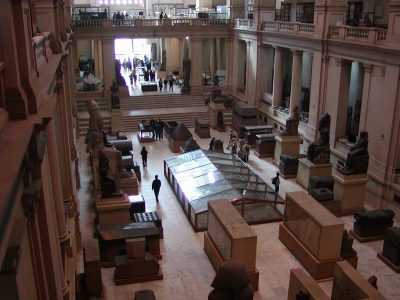 The Egyptian Museum - 2004-01-19-100726