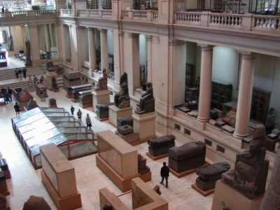 The Egyptian Museum - 2004-01-19-100735