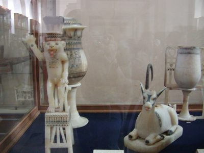 The Egyptian Museum - 2004-01-19-101147