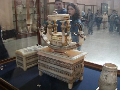 The Egyptian Museum - 2004-01-19-101201